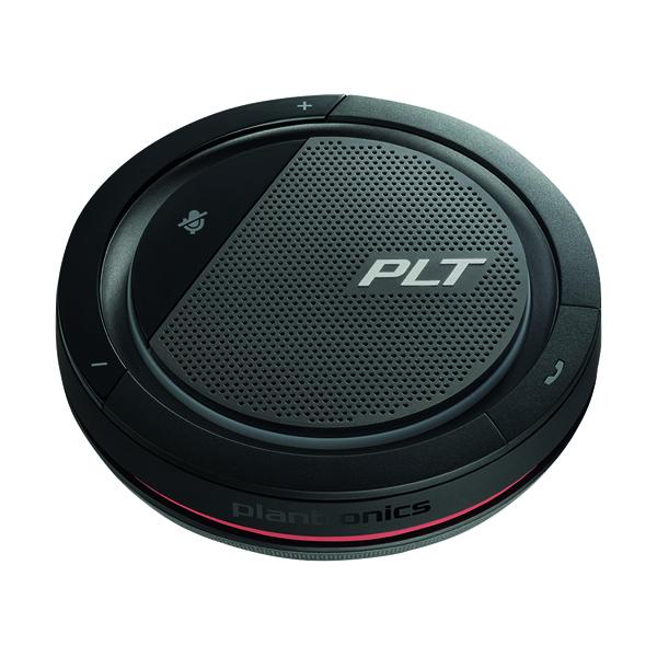 Telephones Plantronics Calisto 5200 Portable Speakerphone Black 210903-01