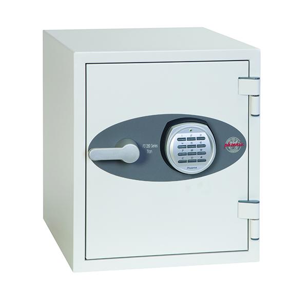 Safes Phoenix Titan Fire Safe Size 2 Electronic Lock FS1282E