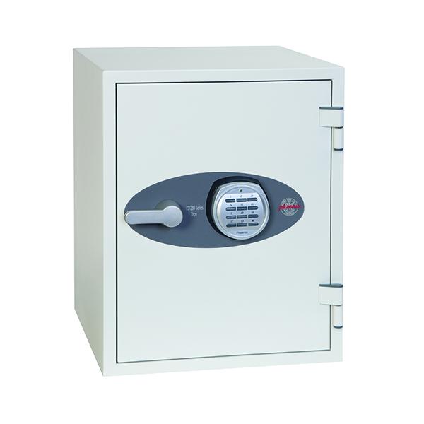Key Store Phoenix Titan Fire Safe Size 3 Electronic Lock FS1283E