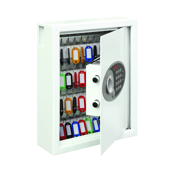 Safes Phoenix Electronic Key Deposit Safe 48 Keys KS0032E