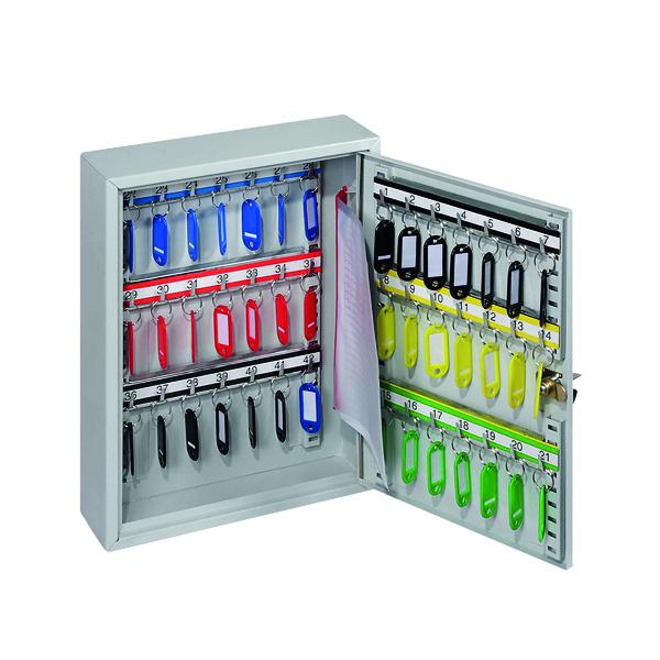 Key Cabinets Lockable 42 Hook Key Cabinet KC0601K