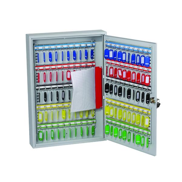 Key Cabinets Phoenix 100 Hook Key Cabinet KC0603K