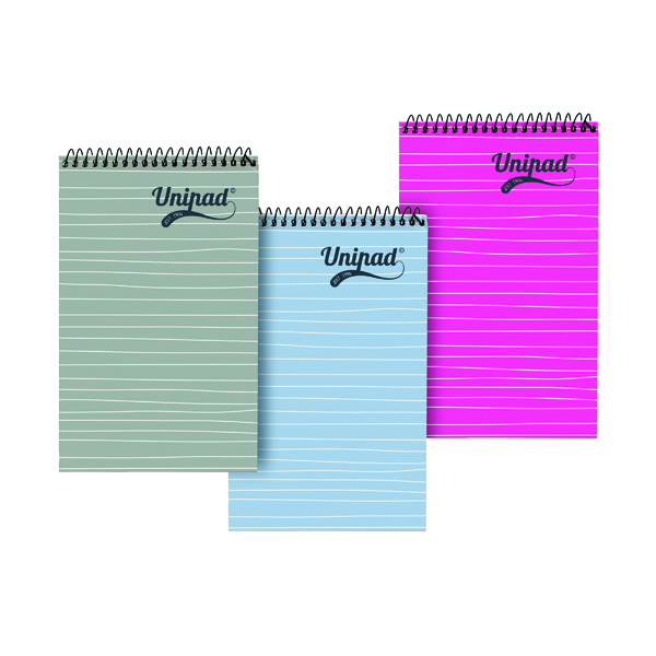 Other Pukka Pad Unipad Shorthand Pad 160 Pages (15 Pack) USH80