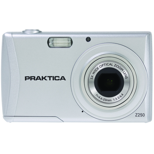 Digital Pictures Praktica Luxmedia Z250 20mp 5x 64mb Camera Z250-S