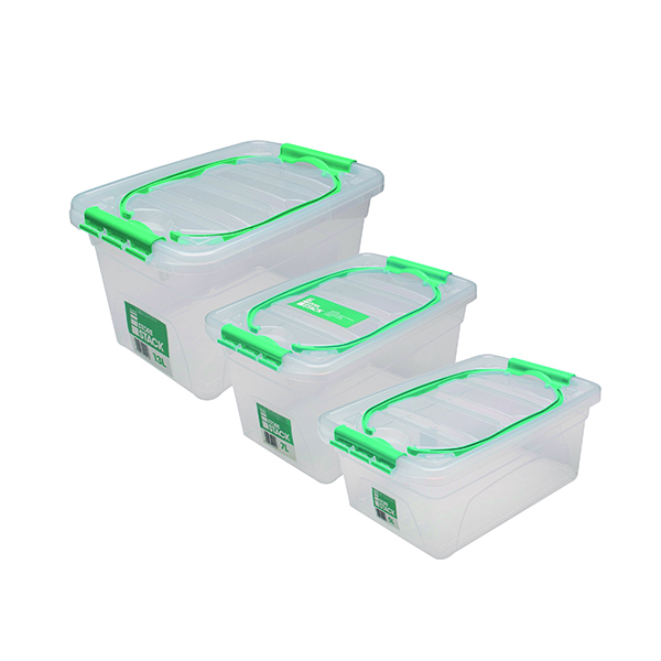 Boxes StoreStack Carry Box Set of Multiple Sizes (3 Pack) RB01033