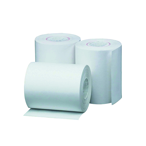 57mm Prestige Thermal Credit Card Roll 57mmx30mm (20 Pack) RE00032