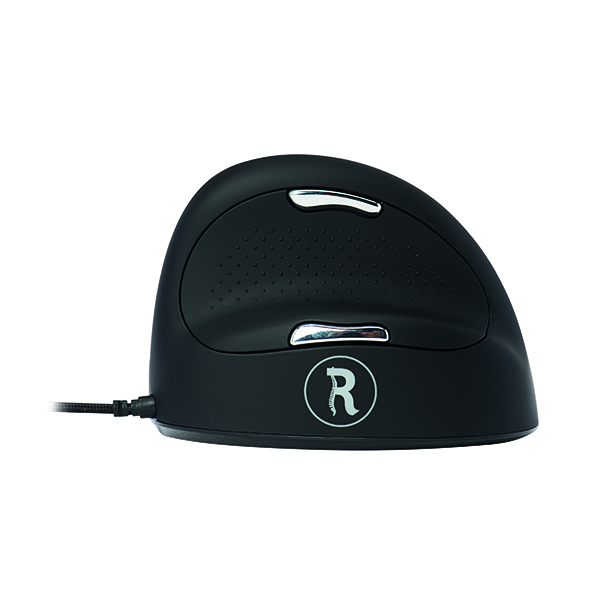 R-GO HE Break Ergonomic Mouse Large Right Hand Wired RGOBRHEMLR