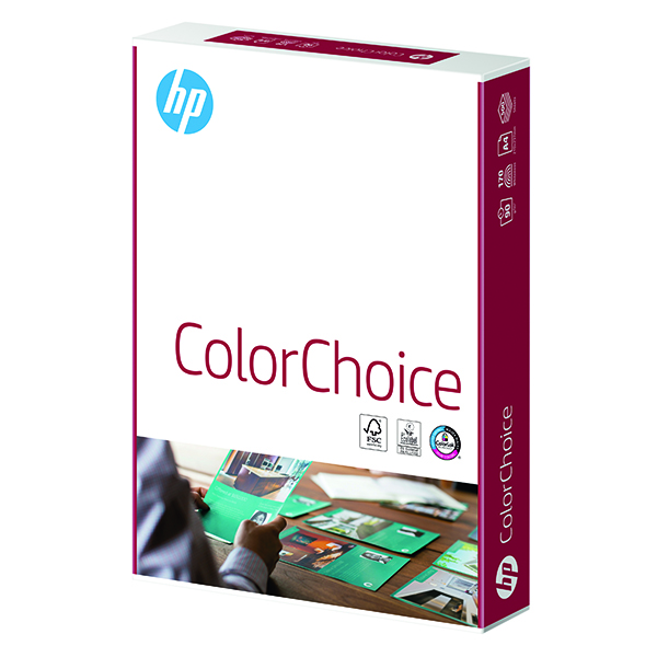 HP Color Choice LASER A4 90gsm White (500 Pack) HCL0321