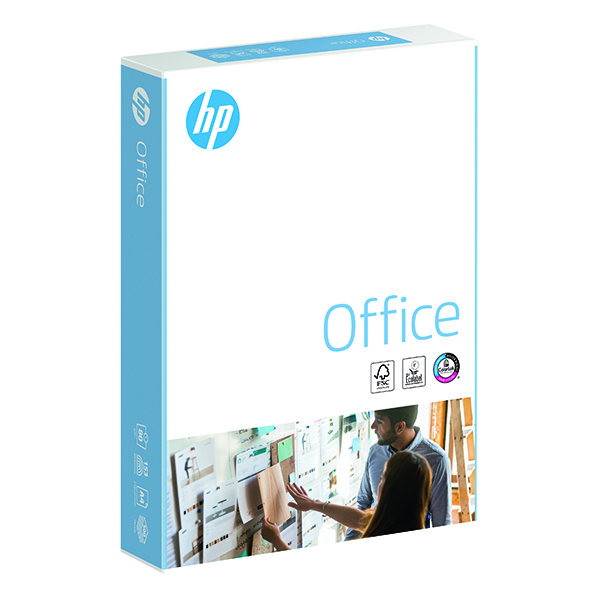HP White Office A4 Paper 80gsm (2500 Pack) HPF0317