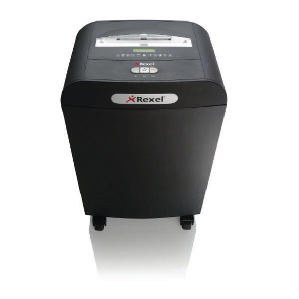 Shredders Rexel Black Mercury RDM1150 Micro-Cut Shredder 2102425