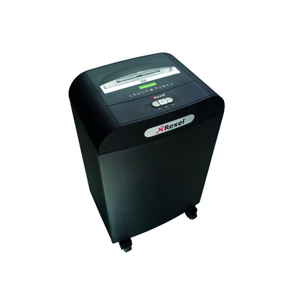 Shredders Rexel Black Mercury RDS2270 Free flow Strip-Cut Shredder 2102433