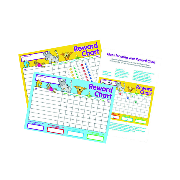 Stephens Reward Chart (10 Pack) RS048053