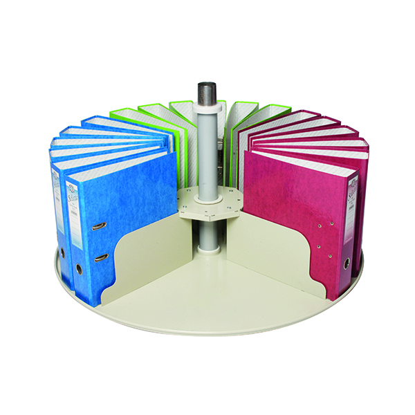 Unspecified Rotadex Platfile Modular Circular Platform RP24MODPLAT