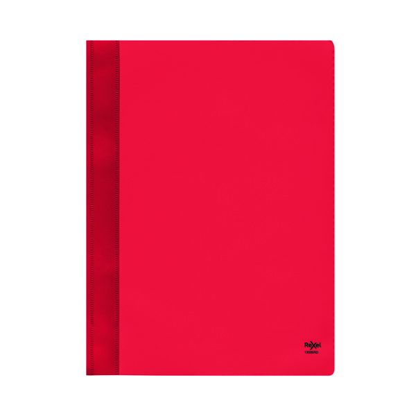 Rexel Nyrex Boardroom Files A4 Red (5 Pack) 13035RD