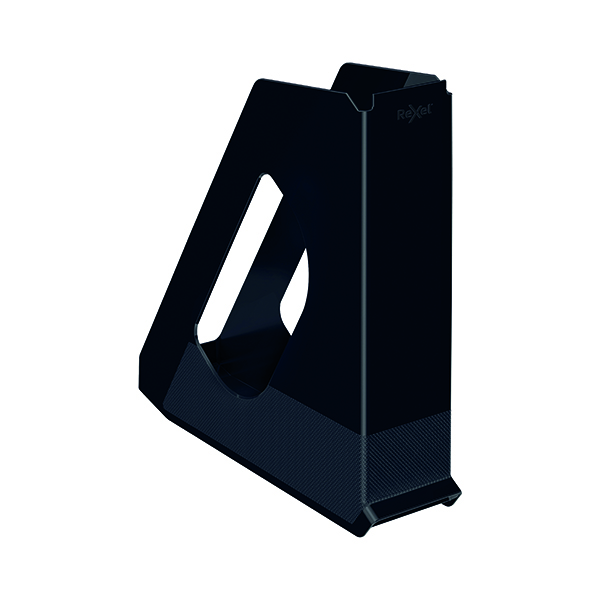 Rexel Choices Magazine File Black 2115606