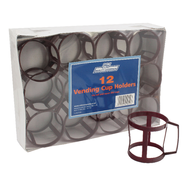 Unspecified Vending Cup Holders (12 Pack) 0308