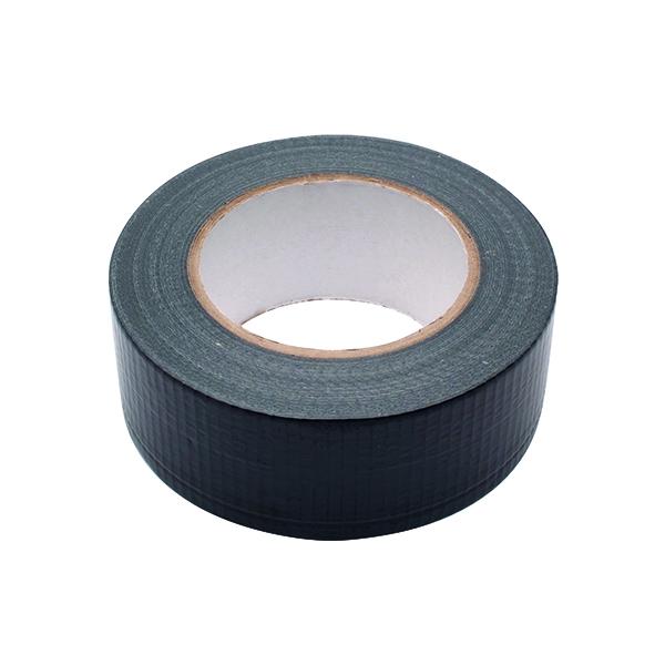 50mm Black Waterproof Cloth Tape 48mmx50m RY07584