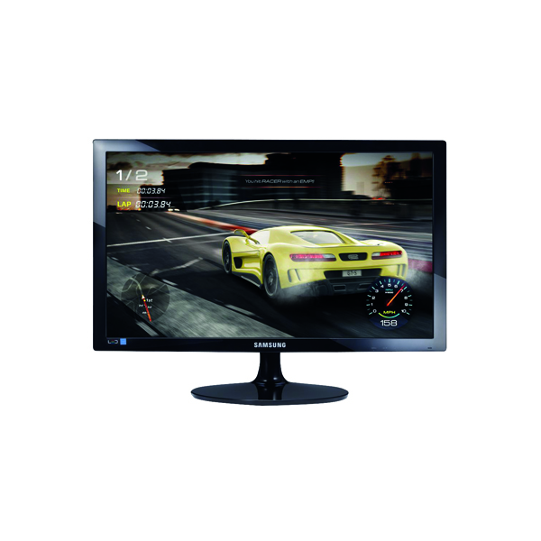 Samsung SD300 Series 24in LED Monitor Full HD LS24D330HSX/EN