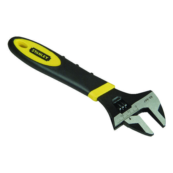Hand Stanley Adjustable Wrench 150mm 0-90-947