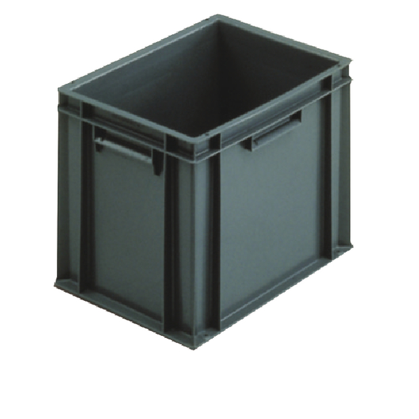 Containers VFM Grey 400x300x319mm European Stacking Container 307483