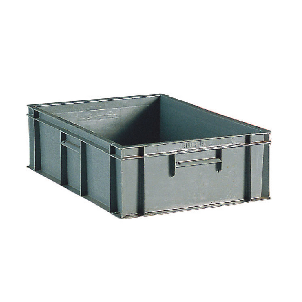 Containers VFM Grey 800x600x235mm European Stacking Container 307498