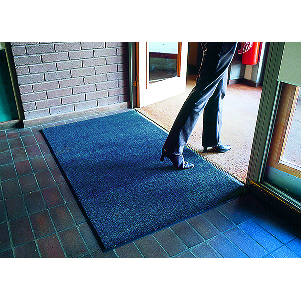 Indoor VFM Blue Economy 1200x1800mm Entrance Mat 312427