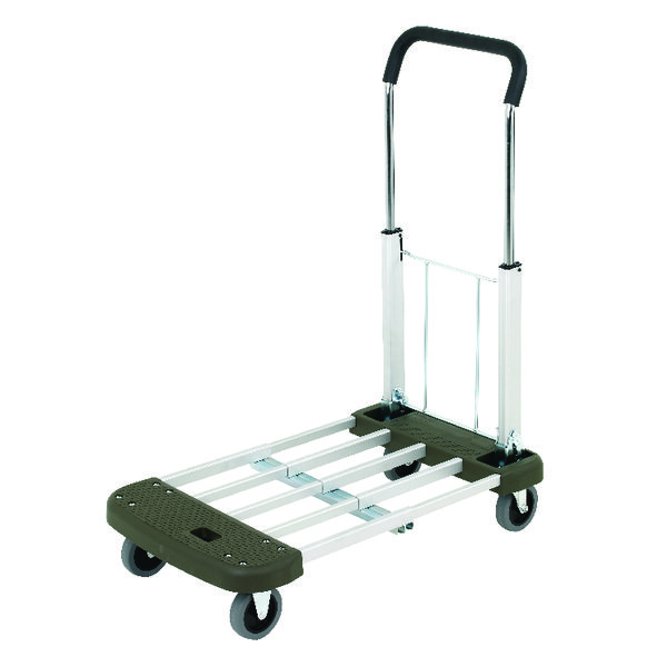 Blue Extendable And Folding Trolley 315167