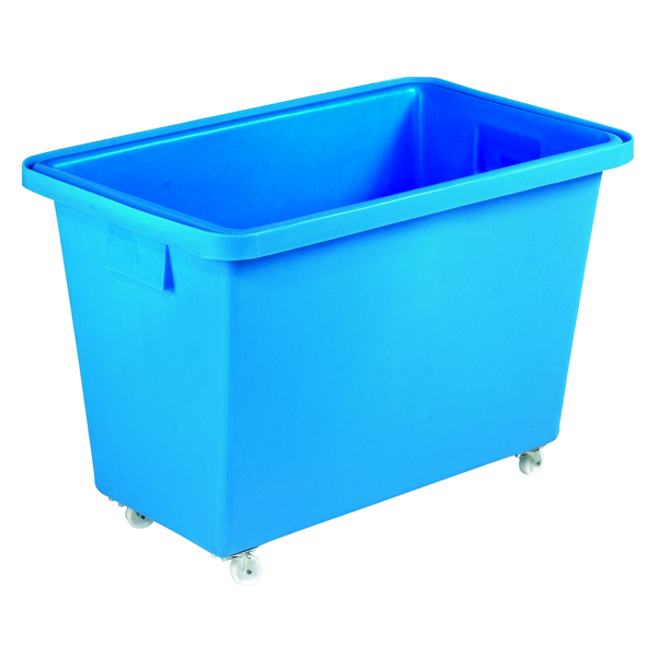 Containers Mobile 150L Light Blue Nesting Container 328227