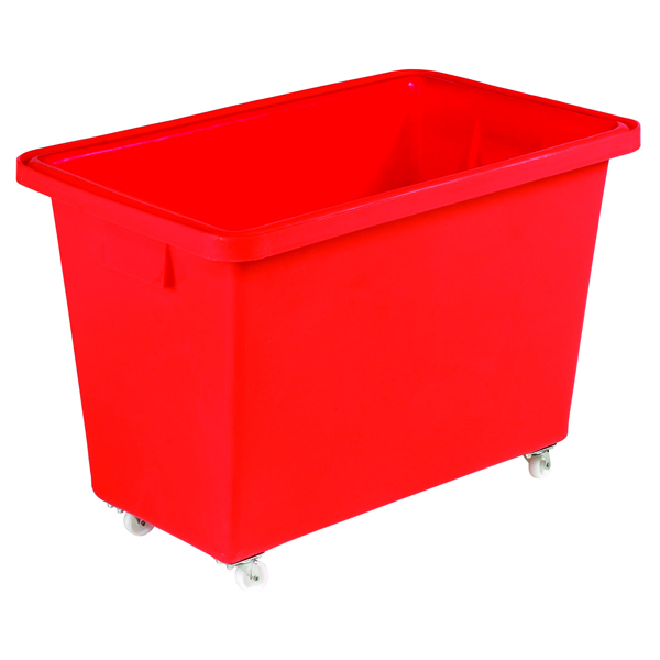Containers Mobile 150L Red Nesting Container 328229