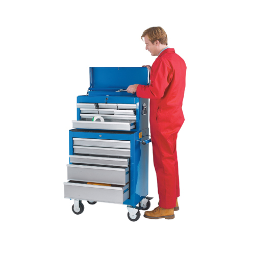 Hand 8 Drawer Blue Tool Chest 329349