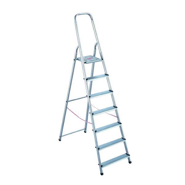 Aluminium 8 Step Ladder 358742