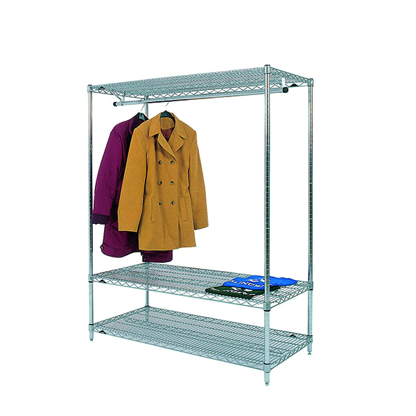 Garment 2448S Static Hanging Rail 366046