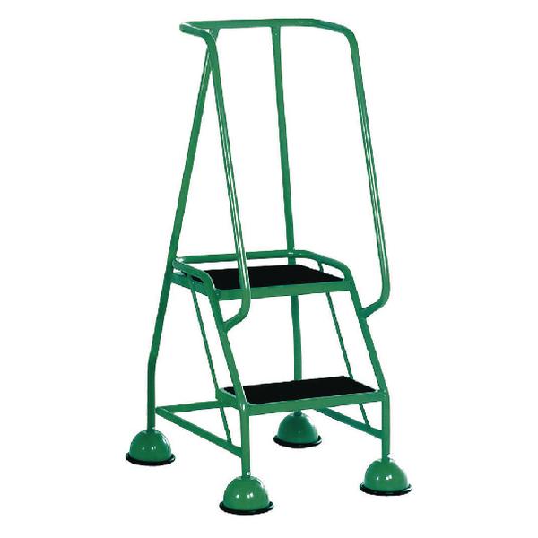 Green 2 Tread Steps 385132