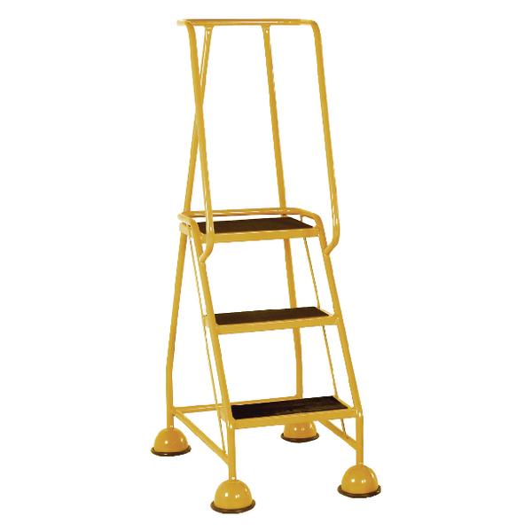 Yellow 3 Tread Step 385137
