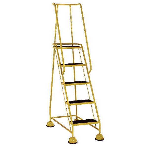 Yellow 5 Tread Step 385145