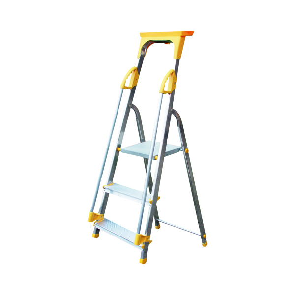 Steps Aluminium Safety Platform Steps 3 Tread 405011