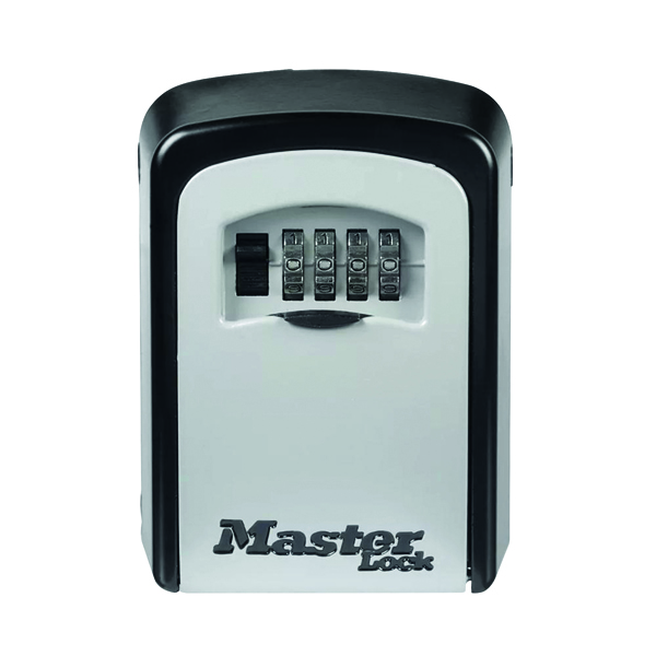 Padlocks Master Lock Select Access 4-digit Combination Lock Key Storage Unit 5401D