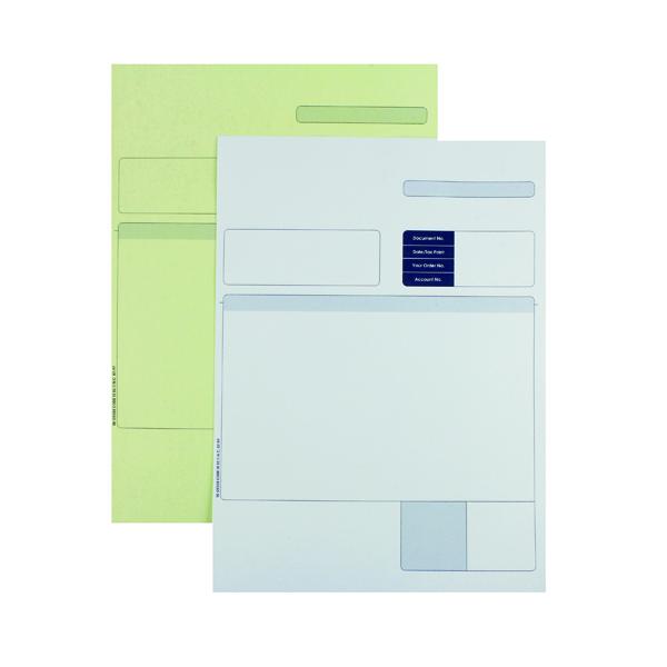 Custom Forms Sage 2 Part Laser Invoices (500 Pack) SE82