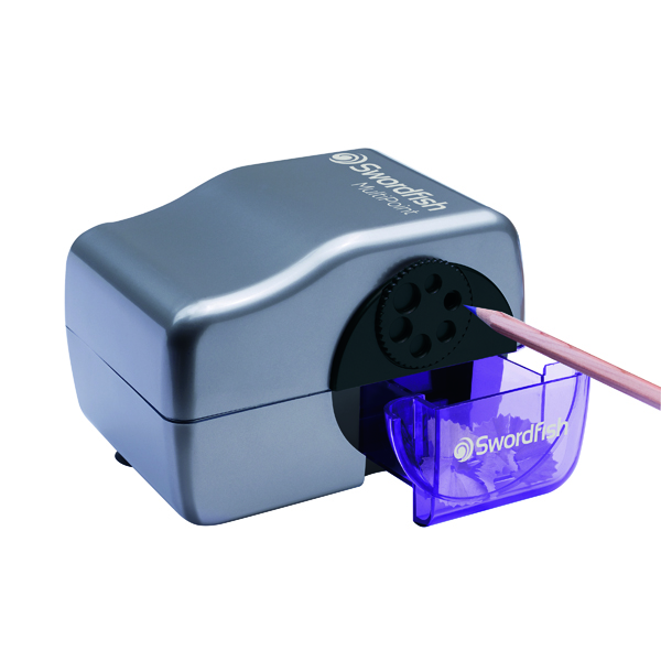 Unspecified Swordfish MultiPoint Electric Pencil Sharpener 40233