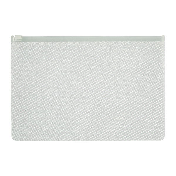 Snopake EPPE Zippa-Bag 200 x 255mm White (5 Pack) 15813