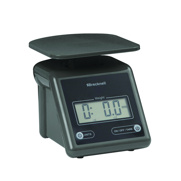 Unspecified Salter Compact Postal Scale (upto 3.2kg) Grey PS7