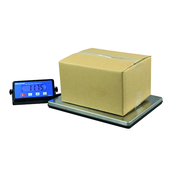 Unspecified Brecknell BPS75 Parcel Bench Scale 75kg x 0.05kg 816965007110