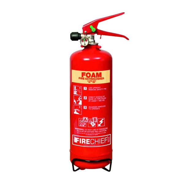 Foam Spectrum Industrial Fire Extinguisher Foam 2 Litre 14359