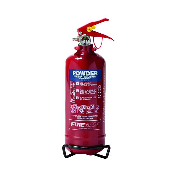 Dry Powder Spectrum Industrial Fire Extinguisher ABC Powder 600g 14364