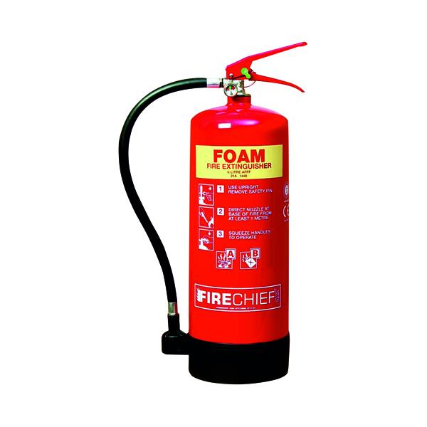 Foam Spectrum Industrial Fire Extinguisher Foam 9 Litre 14361