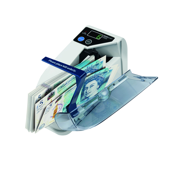 Safescan 2000 Banknote Counter 115-0255