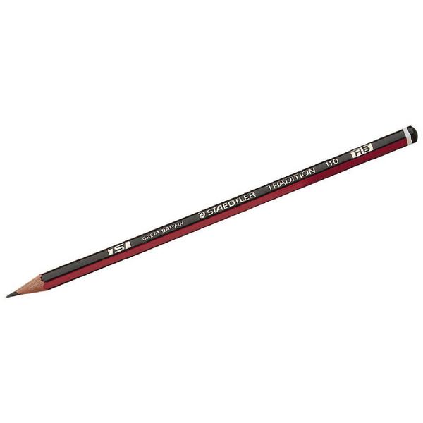Staedtler Tradition 110 HB Pencil (12 Pack) 110-HB
