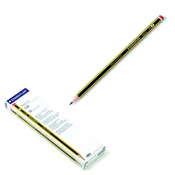 Staedtler Noris 120 HB Pencil (12 Pack) 120-HB