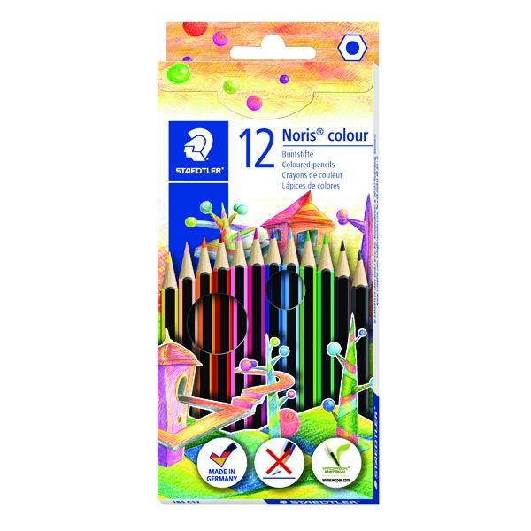 Staedtler Noris Colour Colouring Pencils (120 Pack) 185 C12