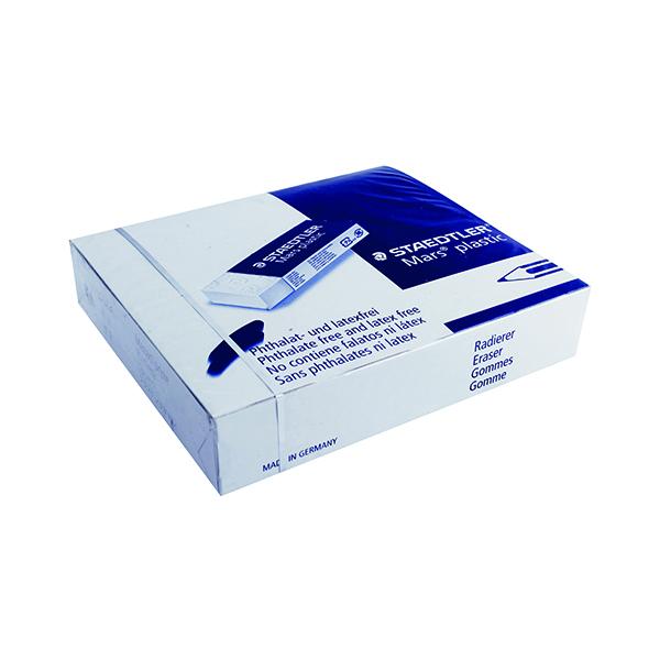 Staedtler Mars Plastic Eraser (20 Pack) 526-50